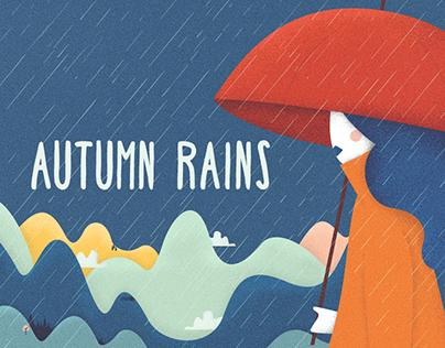 Autumn Rains Calendar