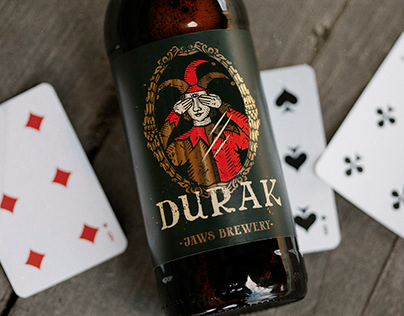 Durak. Jaws Brewery.