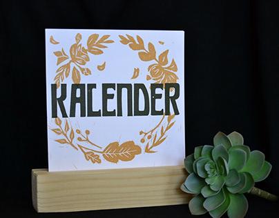 Pflanzen Kalender