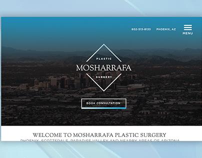 Mosharrafa Plastic Surgery Website