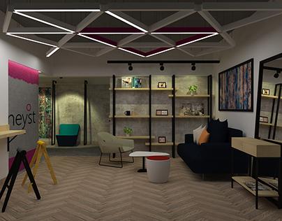 3D Interior Views