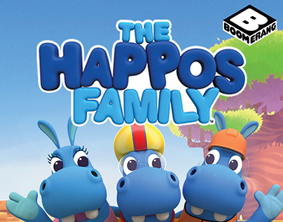 The Happos Family launch campaign pitch