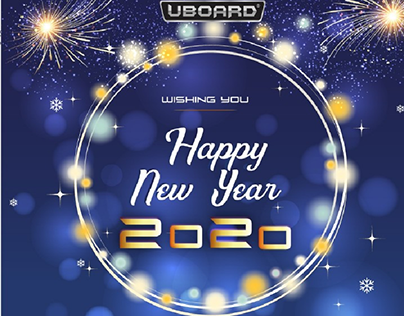 New year 2020 post