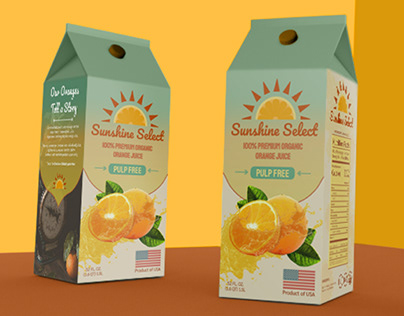 Sunshine Select Packaging & Branding