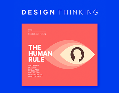 Design Thinking- Illustrated Series