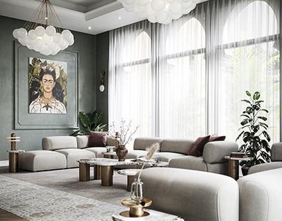 New Moroccan Interior Design