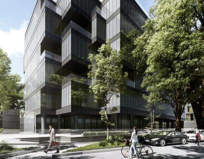QÚBICA LOMAS / Colonnier Arquitectos