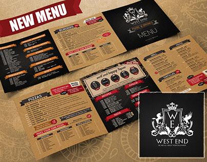 Delivery & Restaurant menu