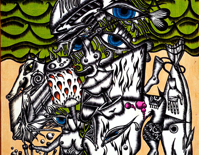 Floating Eyes. MORNING (2011)