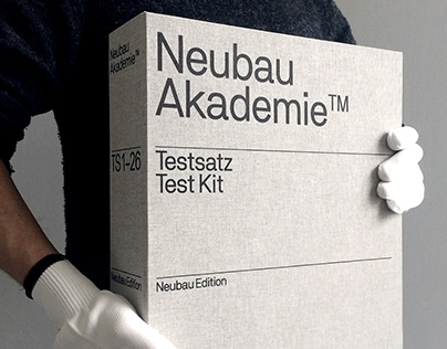 Neubau Akademie™ TS 1-26, Testsatz/Test Kit (2016)