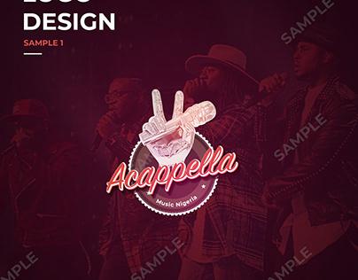 Music Competition Logo Design
