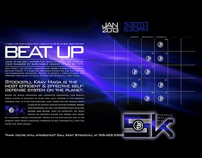 Promotional Calendar/Schedule series