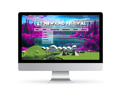 Newkind Website