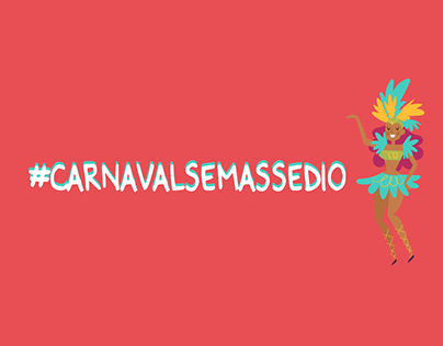 Assédio no Carnaval