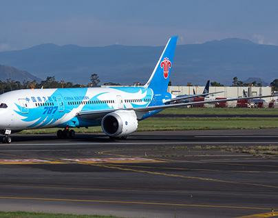 China Southern Airlines (CSA)