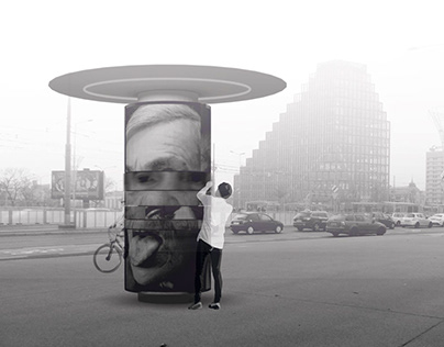 Krystyna Feldman Memorial Sculpture