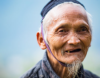 Faces of Asia