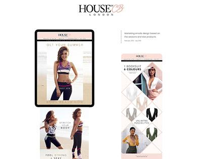 House Of CB / Digital Advertising