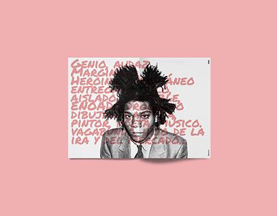 Basquiat .
