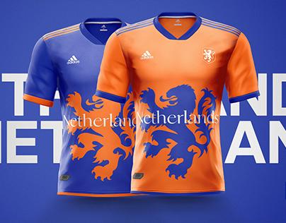 Netherlands National Football Team 2023