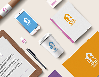 Национална Асоциация за Приемна Грижа logo design proje
