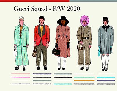 Gucci Squad