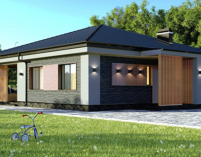 Private house project