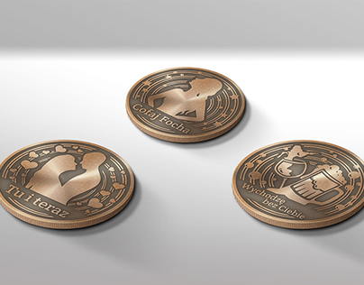 Chceniążki, coins with magical power.
