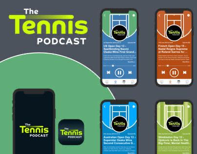 iOS APP: The Tennis Podcast
