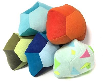 Precious Jibs Birthstone Pillows