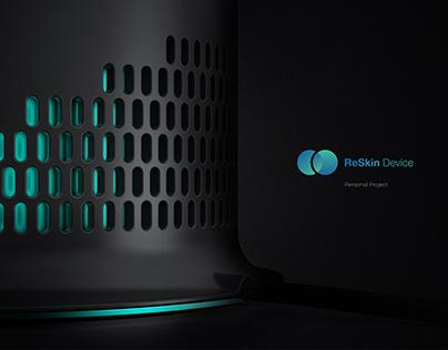 The ReSkin Device