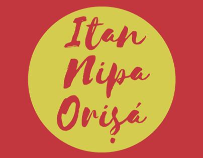Itan Nipa Orisá