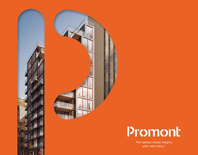 Promont - Website