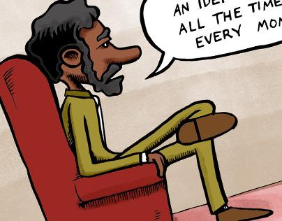 Illustrations and Comics