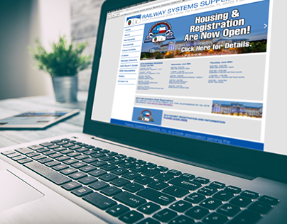 Railway Systems Suppliers, Inc. Website Case Study