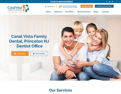 Canal Vista Family Dental
