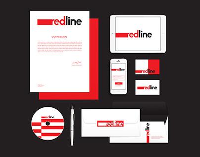 red line - Branding