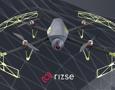 Rizse AI Autonomous Drone