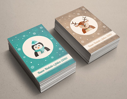 Card auguri Natale