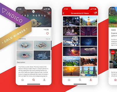Nintendo eShop App