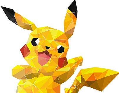 Polygon art - Nintendo