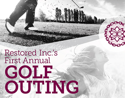 Social Media Promo- Charity Golf Outing