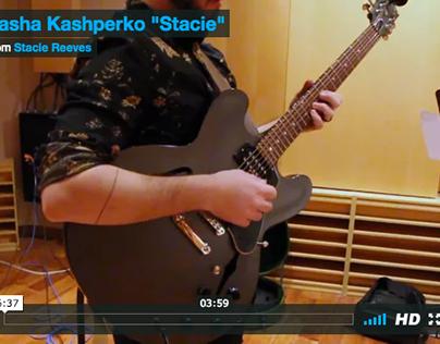 """Sasha Kashperko Trio """"Stacie"""""""