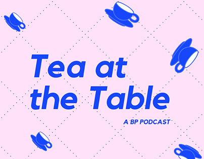 Branding Work: Tea at the Table Podcast