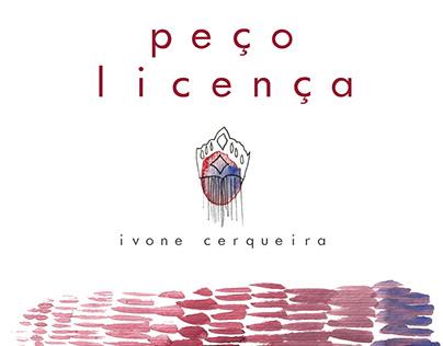 DISCO PEÇO LICENÇA - IVONE CERQUEIRA