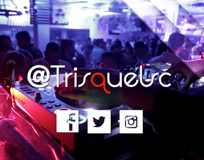 Trisquel Nightclub ad