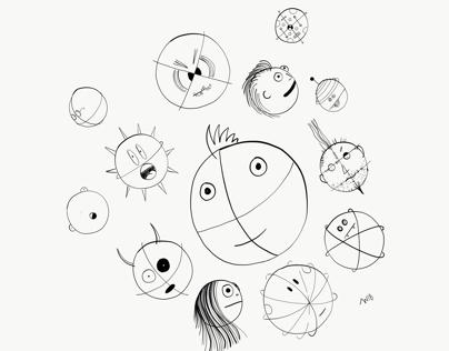 Round Heads