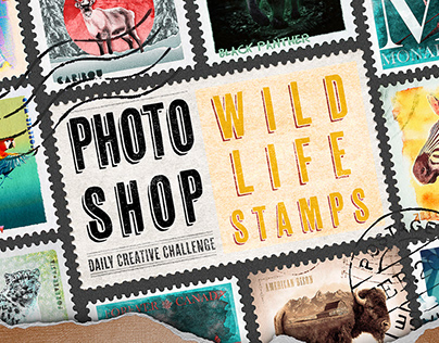 Wild Life Stamps - PSDCC Feb.2021