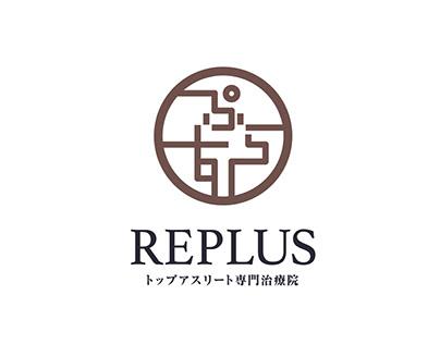 replus - branding design project