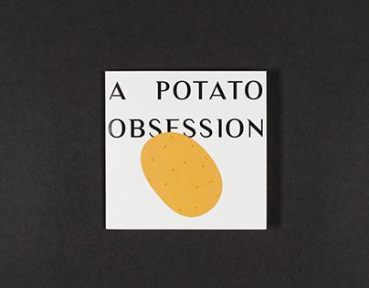 A Potato Obsession: The Zine (2019)
